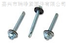 Hex self-driling screw
